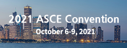 2020 ASCE Convention October 6-9, 2021